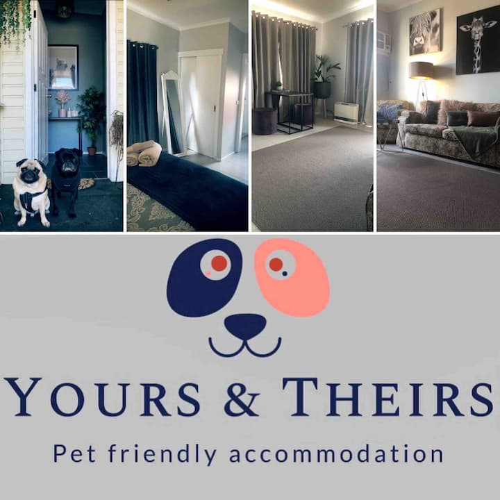 Yours & Theirs  Pet Friendly Accommodation