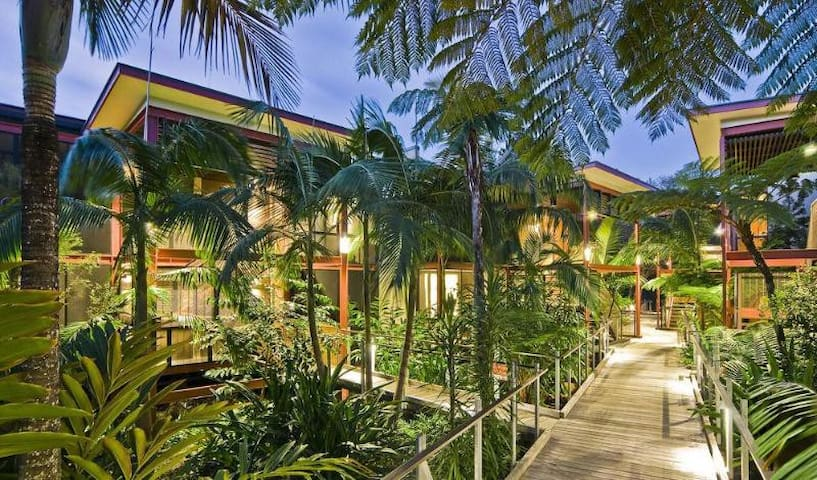 Cute Suite Deluxe At Byron Bay