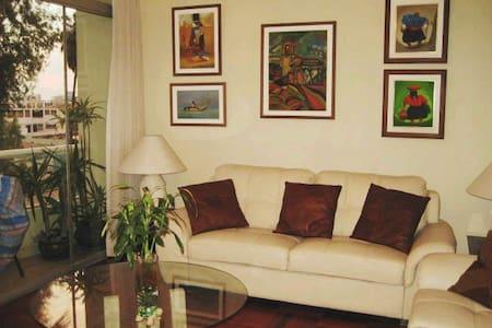 Acogedor  Apartamento Amoblado - Lima, Peru