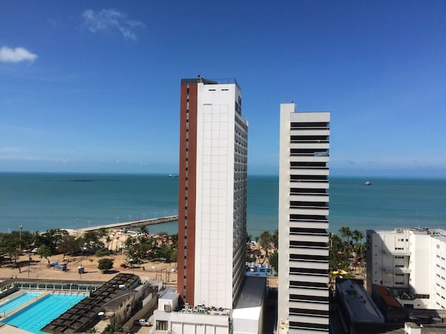 OCEAN VIEW APART-HOTEL RESIDENCE - Fortaleza - Flat