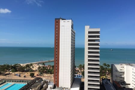 OCEAN VIEW APART-HOTEL RESIDENCE - Fortaleza - Daire