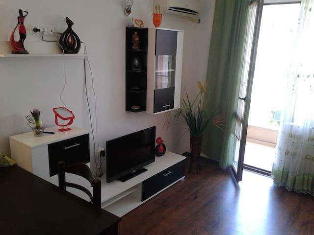 2-комнатная квартира 2 мин от моря Бургас Сарафово