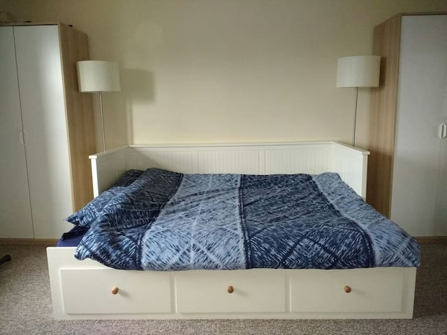 Large double room in South Bristol - Bristol - Apartament