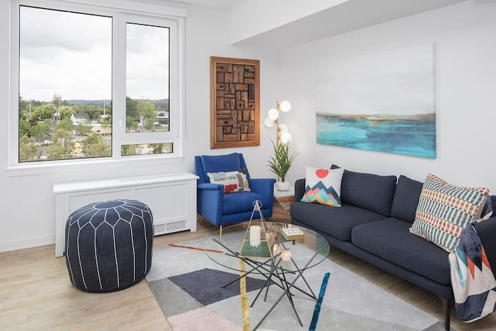 Live + Work + Stay + Easy   2BR in Beaverton