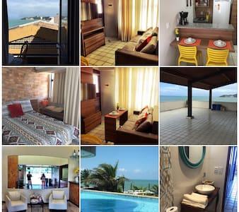 Belo flat Ponta Negra - 4 pessoas - Natal - Apartment
