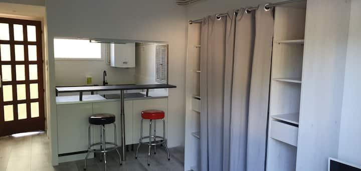 Studio proche centre ville de Foix