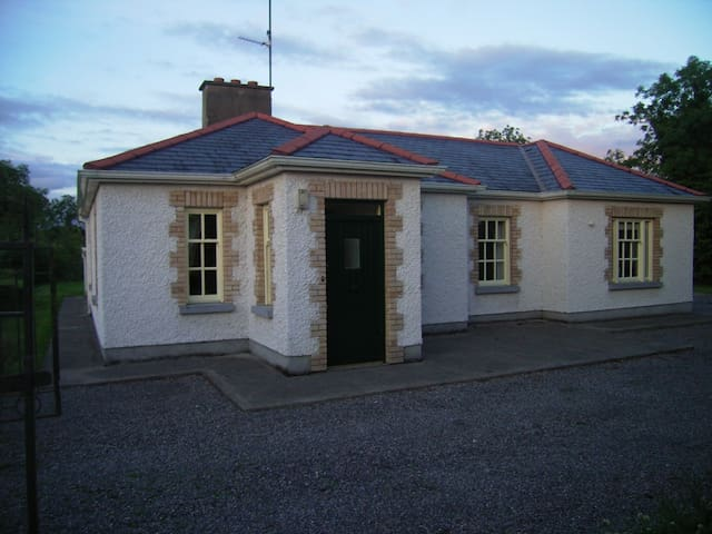 Quiet Comfortable Country Cottage - Edgeworthstown - Casa