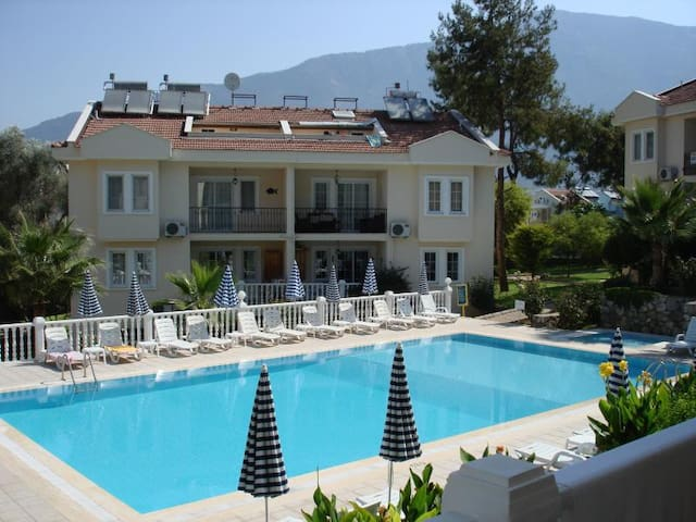 Fantastic Apartment with two Pools & two balconys - Ölüdeniz Belediyesi - Apartment
