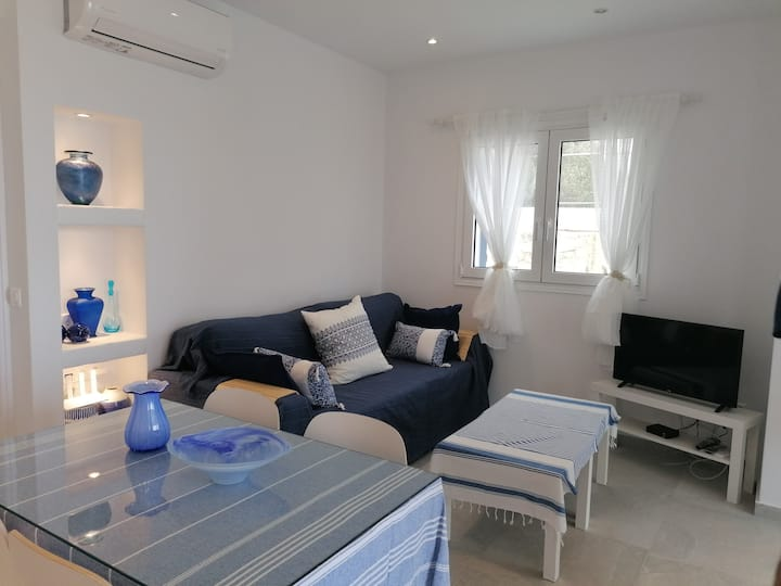Kapares boutique vacation house with sea view 2