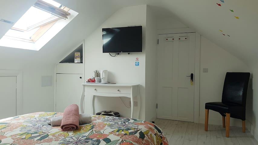 1 big room,private entrance just outside Killarney