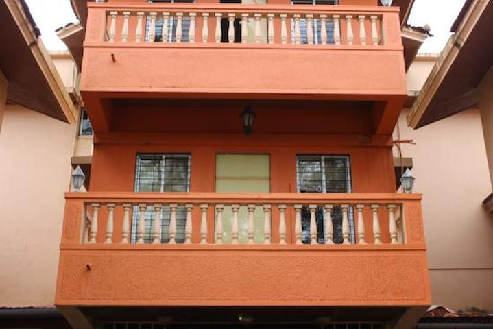 1 Bedroom Apartment in Lonavala - Lonavala - Lägenhet