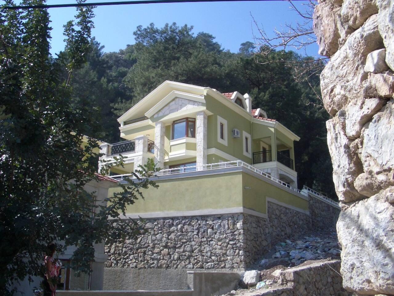 Luxury Villa Botanika with private pool and stunning sea views