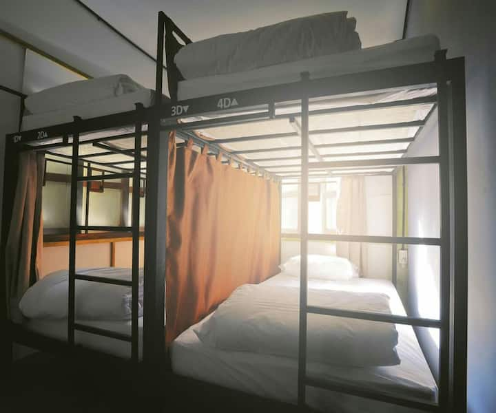 4 mixed dormitory, chiang mai
