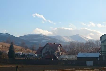 "The ""Pan Tadeusz"" Rancho with amazing view. - Kostrzyca"