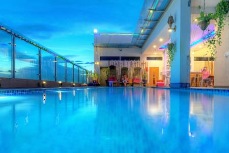 Orussey One Hotel & Apartment - Phnom Penh - Bed & Breakfast