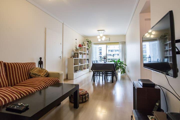 Habitación+Baño privado en Palermo - Buenos Aires - Apto. en complejo residencial