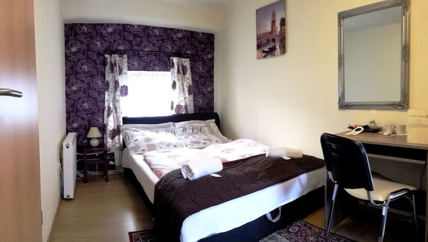 Private Double Room - Cen BP - Budapest - Bed & Breakfast