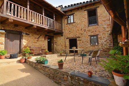 Casa Rural El Nido. El Bierzo (León) *** - Villar de las Traviesas