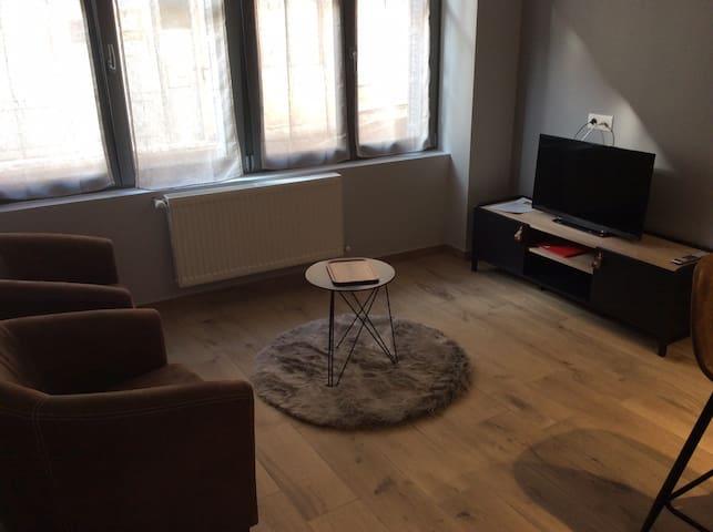 Espace salon/ télévision