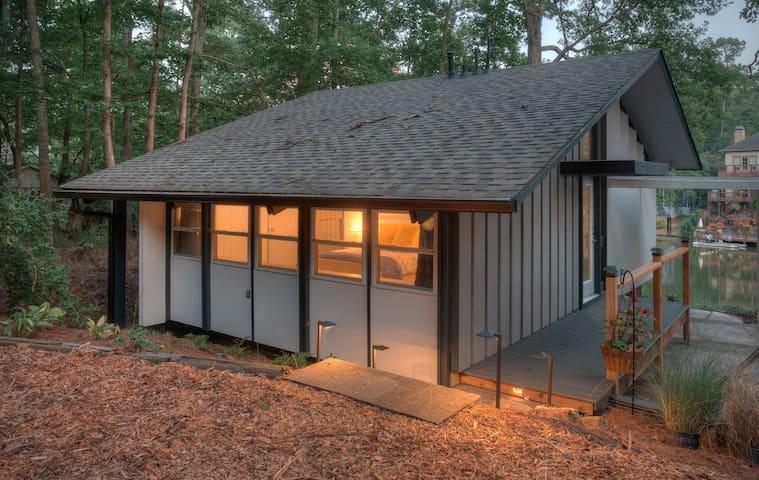Architect's Cottage:  Marietta's Best Lake!