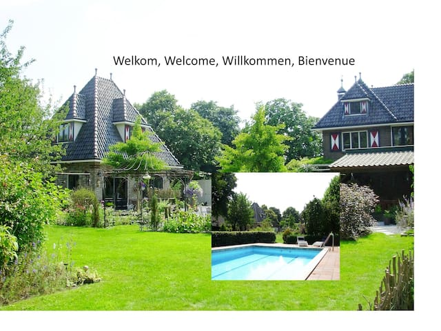 Pleasant Stay in Guest House Taverne ( with Pool )