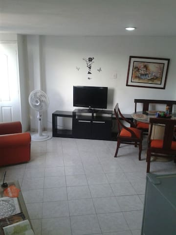 Apto pequeño ciudad vieja cartagena - Cartagena - Apartment