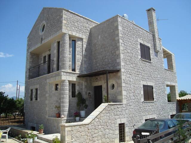 Villa in Nafplio - Nea Tiryntha - Villa
