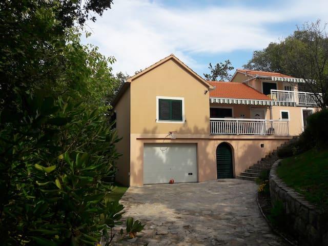 House in the heart of nature, near Makarska