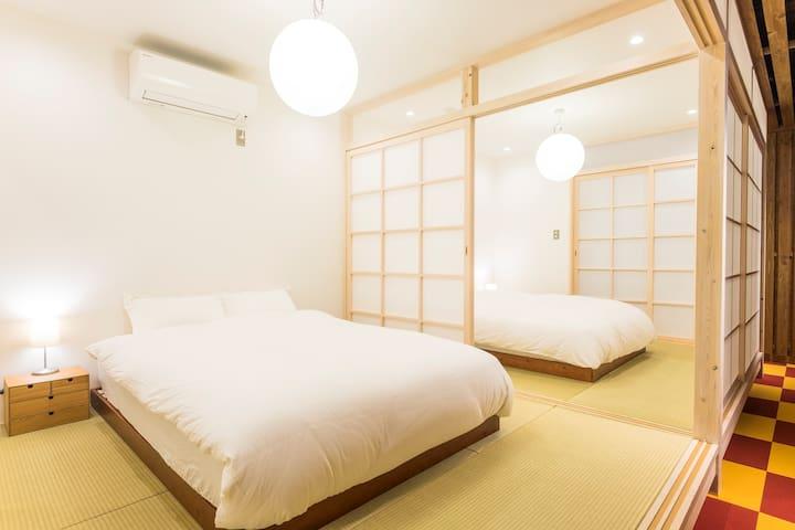 東京池袋新屋 可容納12個人!2個廁所,2個洗澡間,2個廚房,車站走路4分