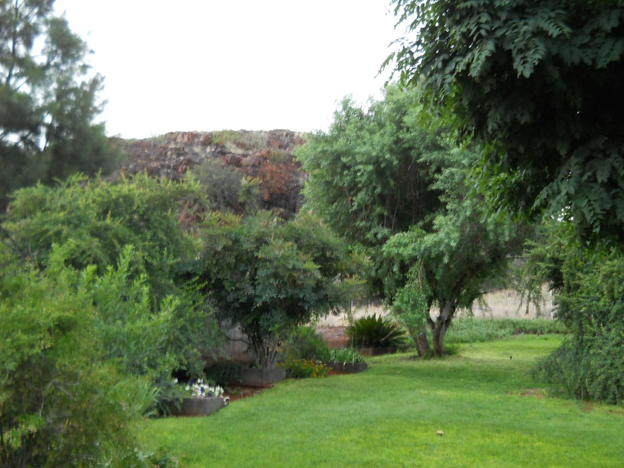 Gardens at Holkrans Guest Lodge