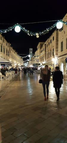 Dubrovnik Winter festival in Old Town from November till January