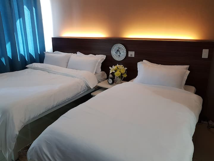 Hotel-Like Makati Studio for Rent on a Daily Basis
