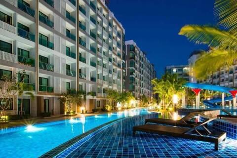 Dusit Grand Park Studio Apartment with Free Wi Fi