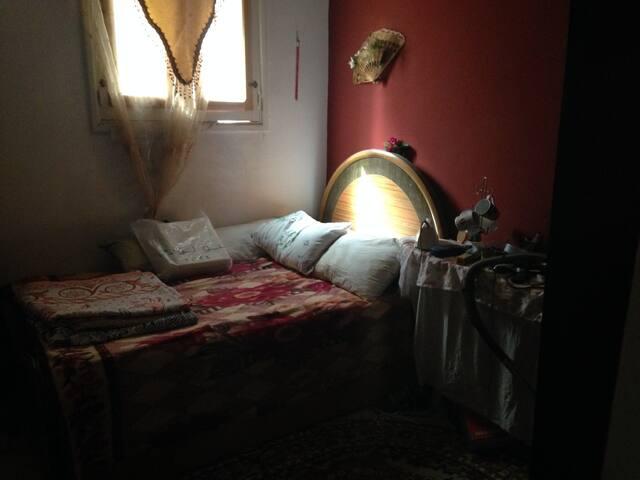 Simple room apartment