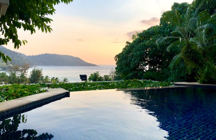 Tranquility & Privacy at Beautiful Kata Noi Beach