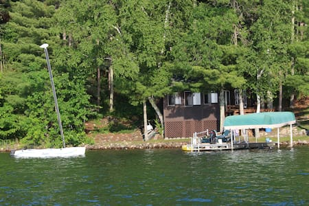 Big Sand Waters Edge Cabin