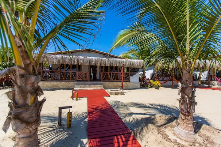 Apart Hotel Las Cherelas - Punta Sal (Bungalows)