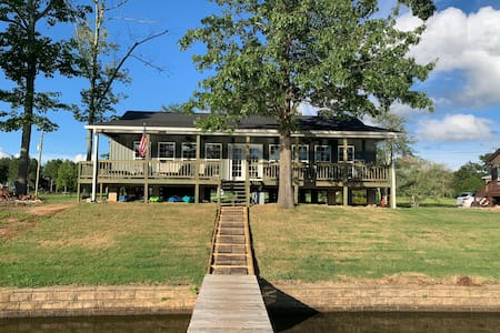 NEW! Waterfront on Weiss Lake