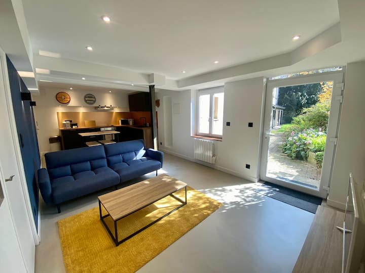 Bel appartement T2 de 50 m², spacieux et lumineux