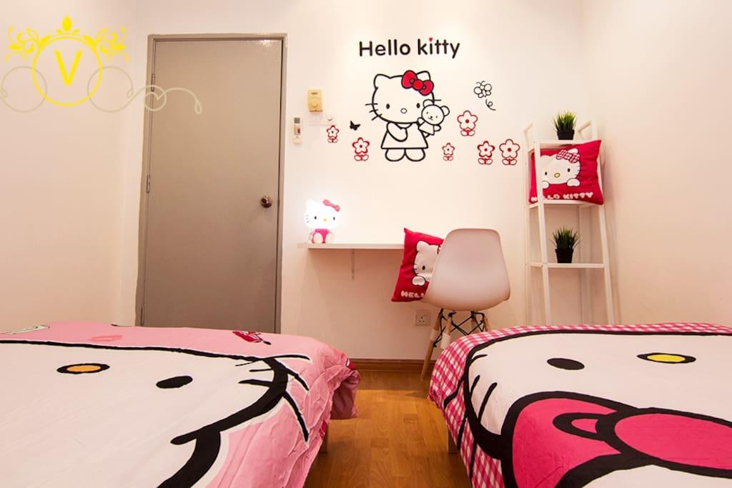 Kitty's Room