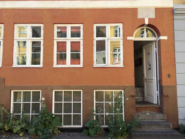 Wonderful apartment in Christianshavn