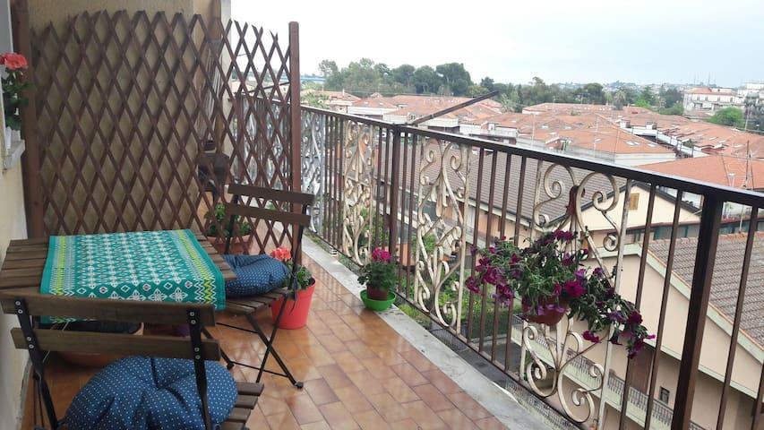 Tra Etna e Catania centro - San Giovanni La Punta - Appartement