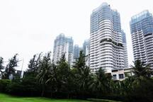 The Royale Springhill Residence the most luxurious apartment in Kemayoran