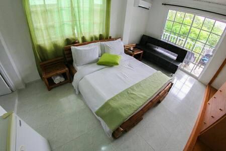 Naturaleza y relajación Eco-Lodge Saint Andrew RPI