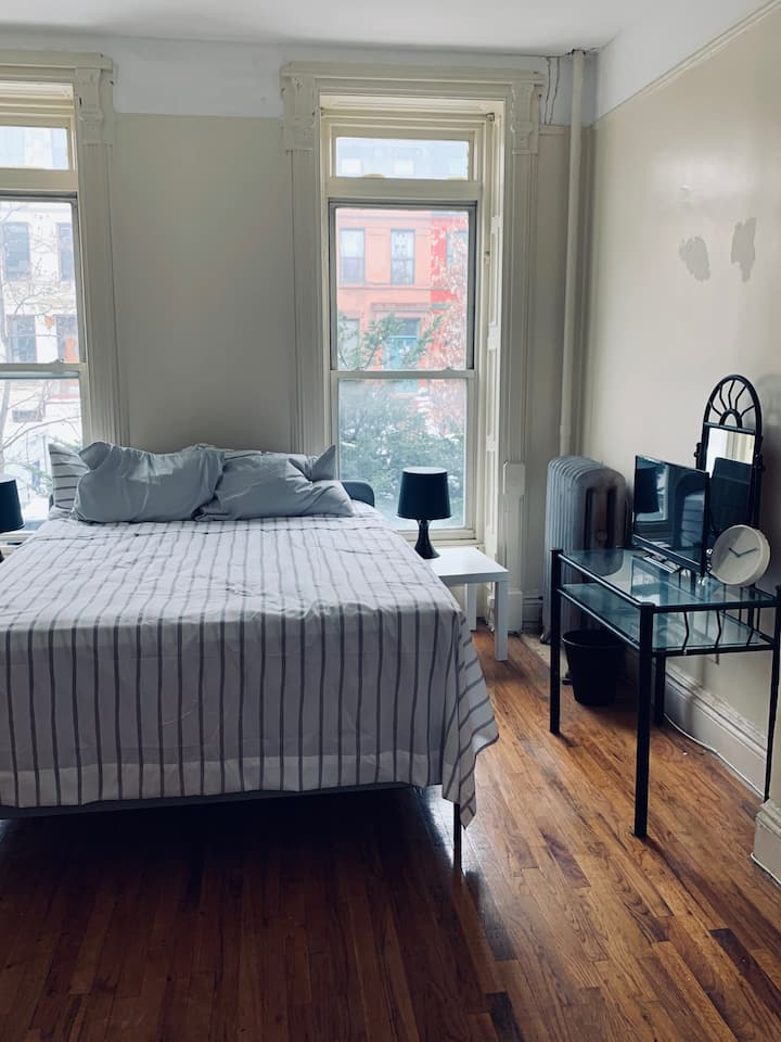 The Perfect Flat in Bed Stuy