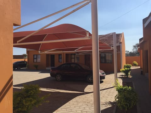 2 bedroom self catering apartments