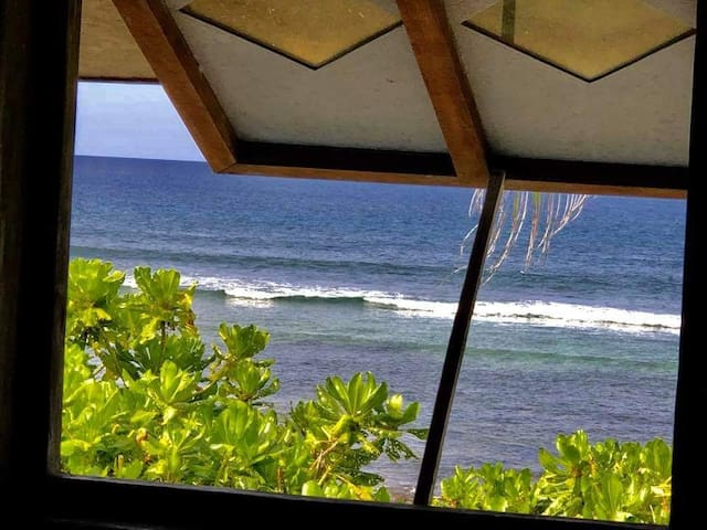 Great Pacifico Oceanfront Rooms Surfer Friendly!