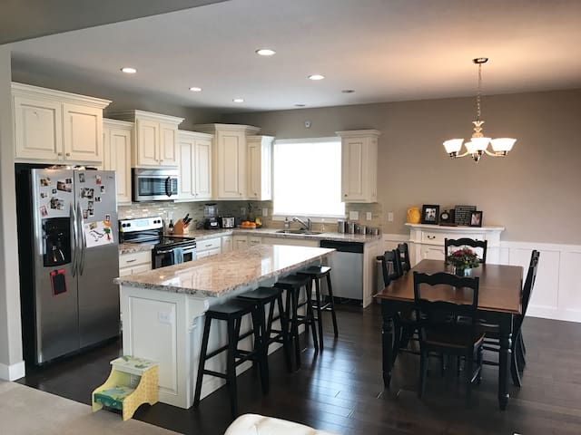 Twin home on the park - American Fork - Casa