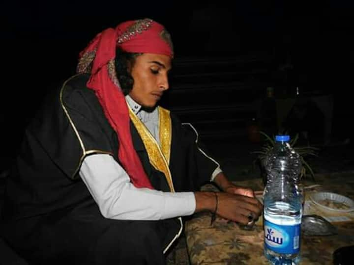 Bedouin night stars