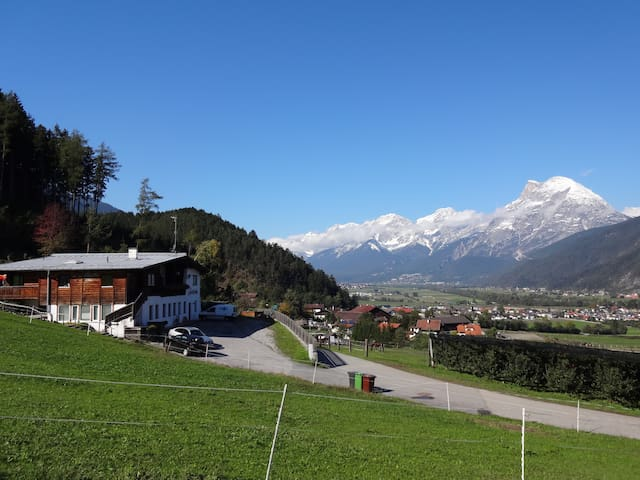 Perfect place to enjoy beautiful Tyrol - Toblaten - Aamiaismajoitus